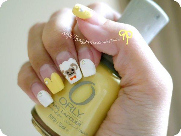 ORLY 檸檬黃