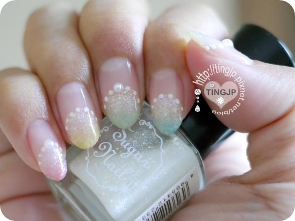 日本設計台灣製造的砂糖指甲油