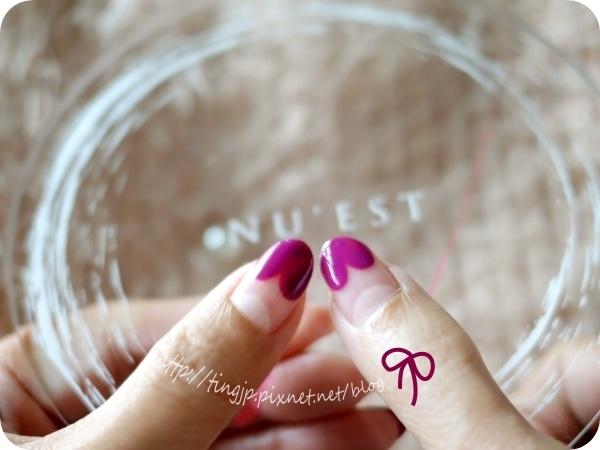雙手大拇指都是愛心法式