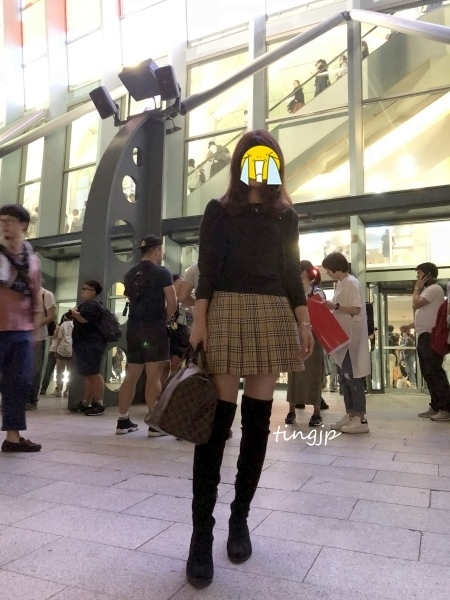 Dress code:格子裙