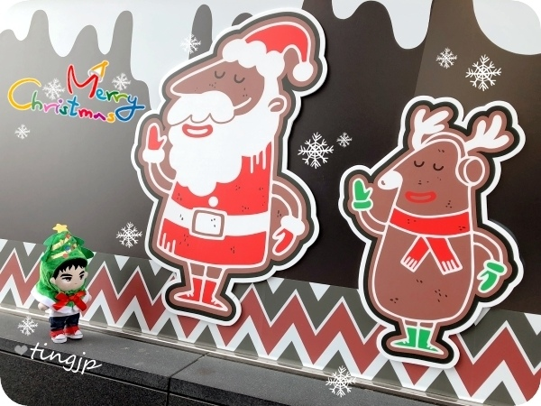 DONO+聖誕帽頭套