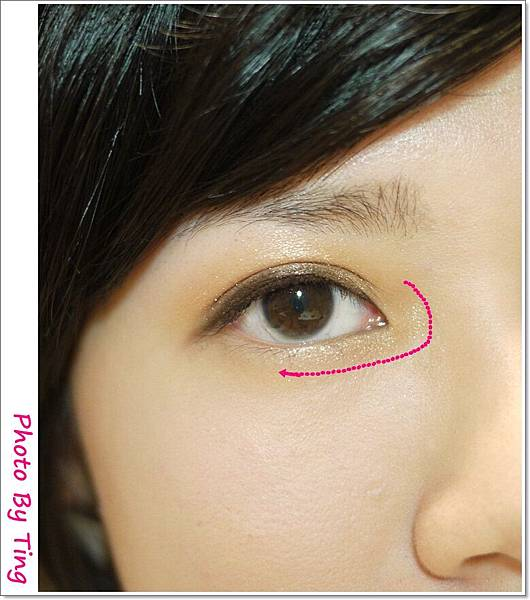 眼妝6-下眼影