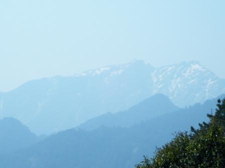 奇萊山北峰