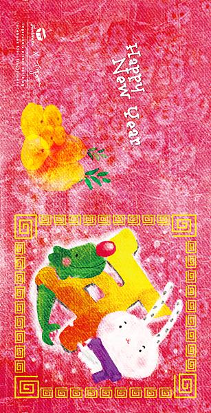 TingSyuan_02 年年有魚斗方