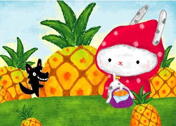 20130815 小紅帽兔