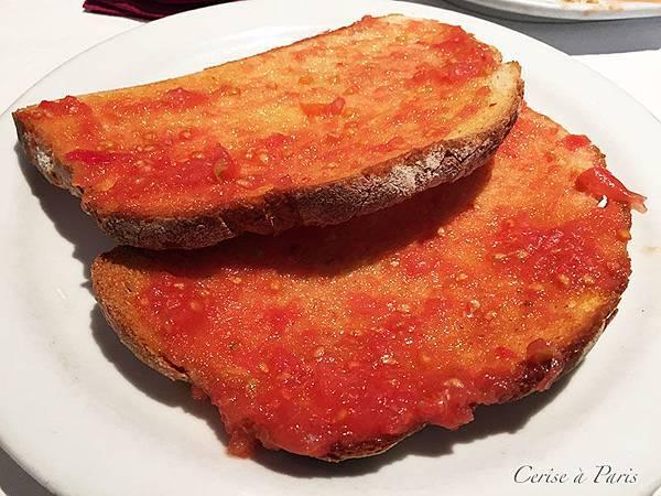 西班牙烤麵包