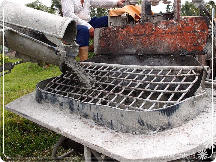 灌漿泵浦車