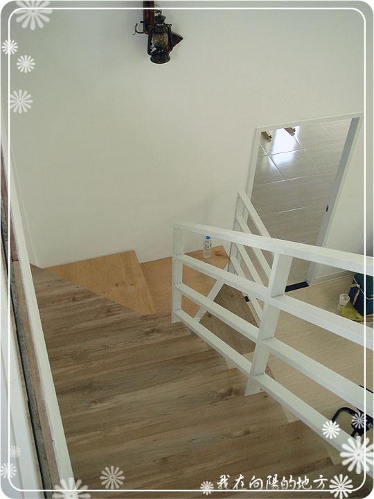 樓梯也舖超耐磨地板.jpg
