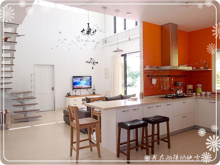 廚房及客廳