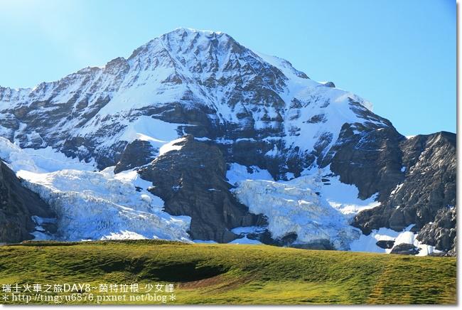 瑞士DAY8~茵特拉根-少女峰184