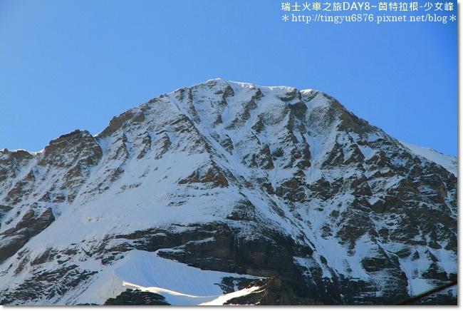瑞士DAY8~茵特拉根-少女峰208