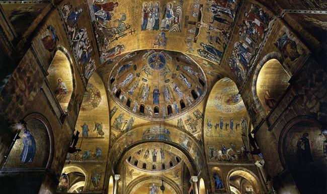 Venezia Basilica di San Marco interior