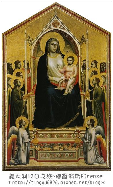 喬托聖母像