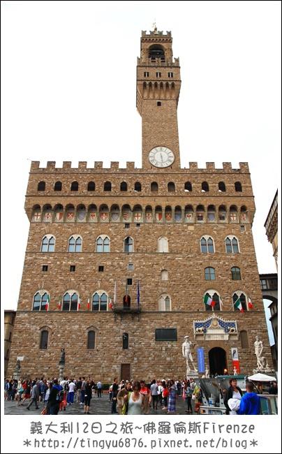 義大利-佛羅倫斯101
