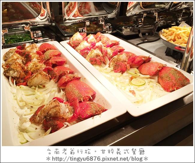 台南老爺甘粹餐廳63.JPG