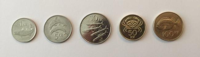 冰島硬幣1