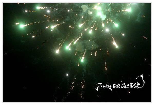除夕夜裡,飽含著能量和祝福的煙火!