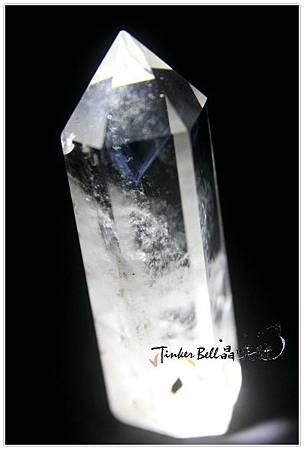 窗子藍針水晶柱,進入充滿靈性的時光隧道。(三)