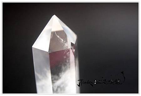窗子藍針水晶柱,進入充滿靈性的時光隧道。(二)