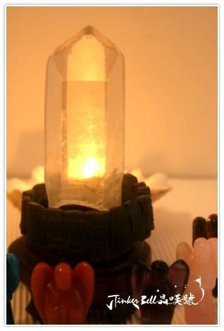 捷克隕石,天使,白水晶柱滿月祈願!