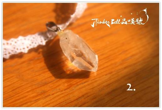 小暖神啊!小白水晶透明,乾淨,整合內在替人們守護著一份純淨!