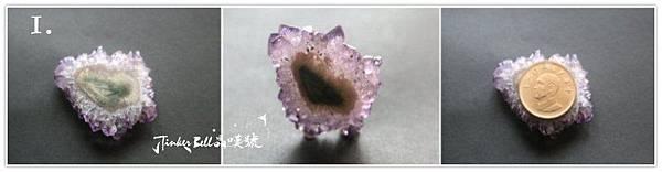 紫水晶簇花片,聚財吸引貴人小魔法方式及創造一切恩典夠用。