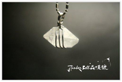 赫基盟水晶,雙尖閃靈鑽。