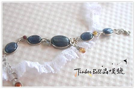 藍晶石+太陽石+月光石+紅寶+黃晶.