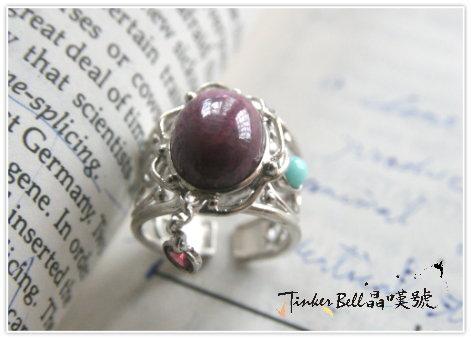 紅寶石+天河石+粉碧璽魔法戒指,增加積極性驅使行動的作用。