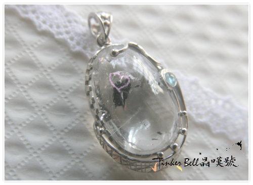 1號水膽水晶+藍晶墜子,帶你進入生命的療癒、內在的成長,進而喚醒意識的提升,重拾大我的力量!.jpg