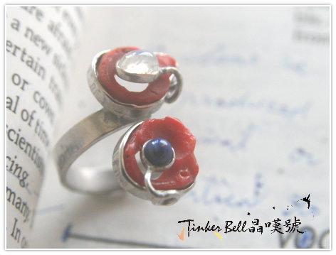 紅珊瑚+月光石+青金石,無限符號,念頭善,鴻運就來,力量十足,勾動靈魂挑戰意識。.jpg