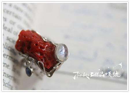 紅珊瑚+藍暈月光石+搖晃青金石,無畏:破風逆行 永不妥協的熱情。.JPG