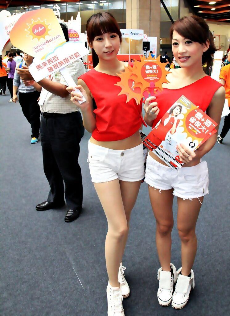 台北國際旅展,公民記者