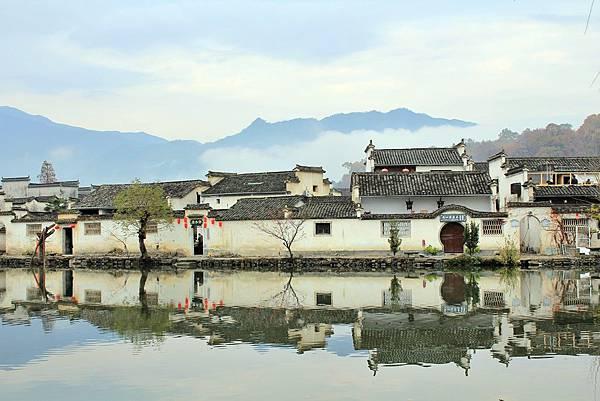 宏村,臥虎藏龍,世界歷史文化遺產