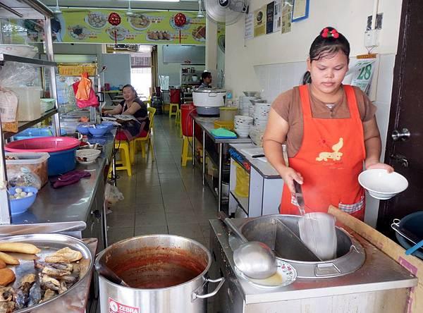 姑姑亞蔘叻沙,Assam Laksa,雪蘭莪,馬來西亞必吃,檳城,皇牌小吃