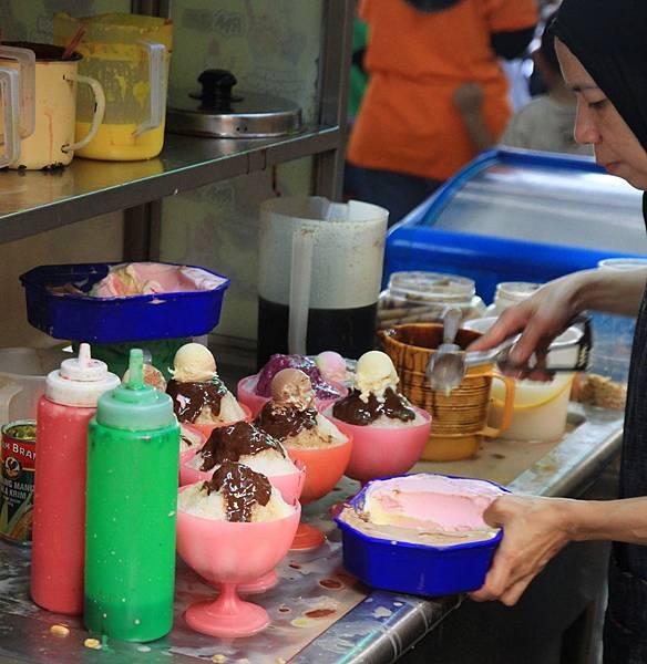 ABC冰,Air Batu Campur,Ais Kacang,馬來口味,娘惹紅豆冰,FRADOO ABC,馬來西亞,雪蘭莪