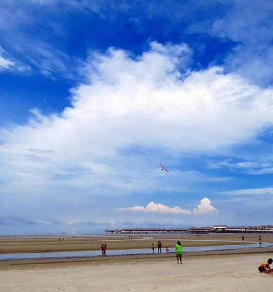 滑翔翼,滑翔機,魅力雪蘭莪,馬來西亞,輕航機,黃金棕櫚,