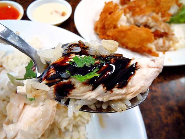 中峇魯起骨海南雞飯、新加坡自由行、新加坡必吃、牛車水、中國城、