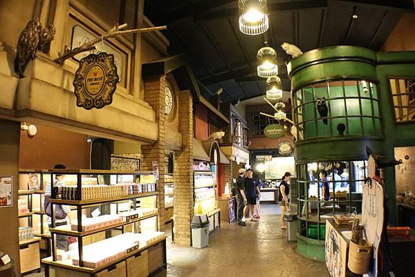 宜蘭四圍堡車站