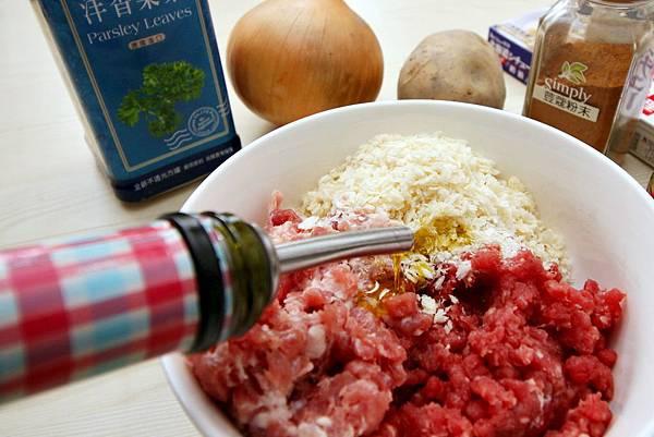 台灣源味本舖, 梅爾雷赫頂級冷壓初榨橄欖油,瑞墊傳統聖誕節,瑞典肉丸食譜