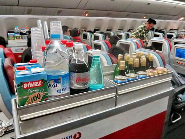 瑞典自由行、土耳其航空餐點、土耳其軟糖、土耳其航空、北極極光、瑞典自由行