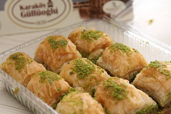 伊斯坦堡甜點