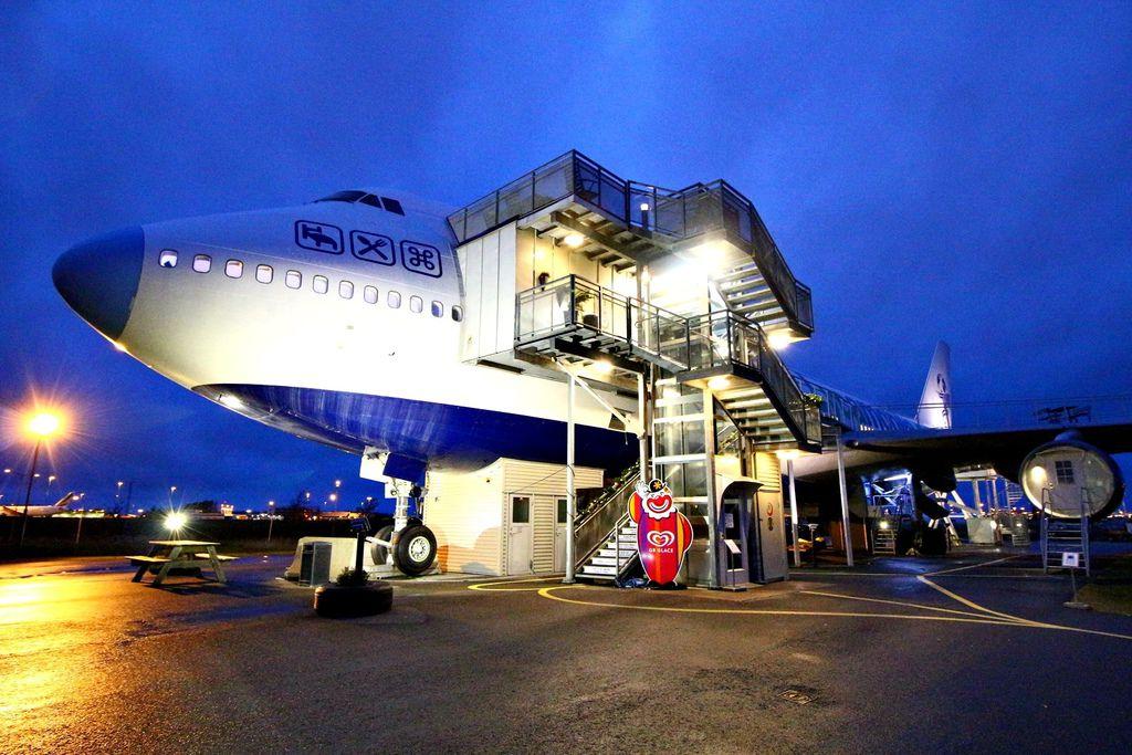 瑞典自由行,瑞典住宿,飛機旅館,