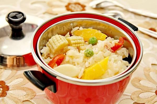 料理鼠王,桂冠廚房,料理課,料理鼠王食譜,法式南瓜濃湯,普羅旺斯雜菜煲,燉飯