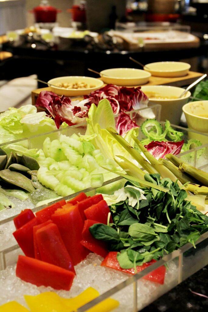 台灣美食展,大廚帶路,台北萬豪酒店,西華飯店,標裕牧場,紅棗鮑魚燉雞湯,牛肉麵