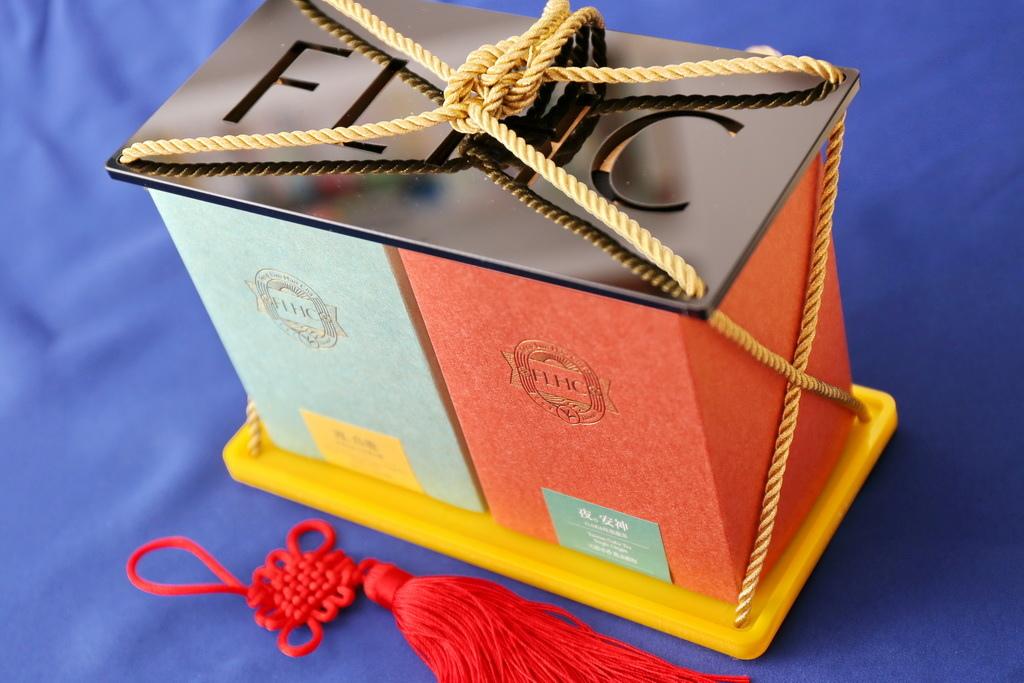 FLHC瘋飲好茶,冷泡茶,創意茶葉禮盒