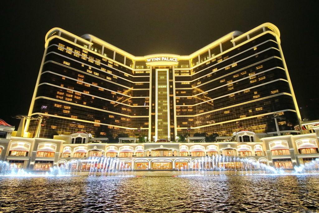 澳門自由行,永利皇宮、威尼斯人飯店、巴黎人酒店、新豪影匯、米其林3星、新葡京酒店