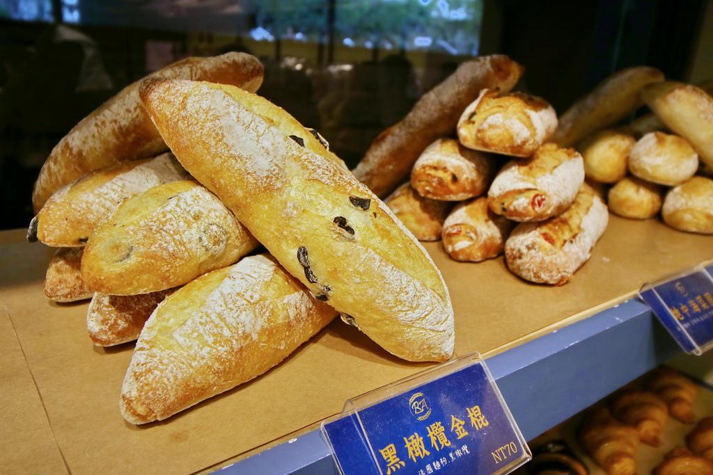 新北投車站,新北投文創天地,Azur Bakery By Éric蔚藍法式烘培