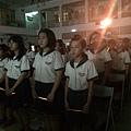 畢業典禮-在校生代表