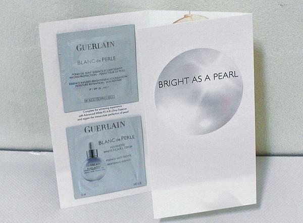 Guerlain 嬌蘭珍珠柔光絲潤精華粉底